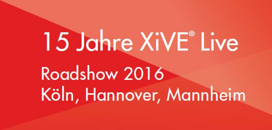 XiVe Roadshow